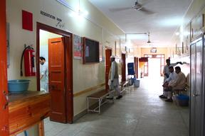 Hangu District Headquarter Hospital