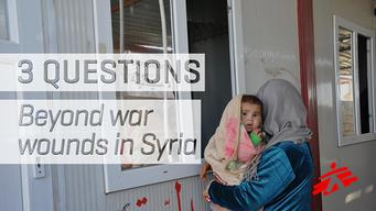 3 Questions: The Suffering You Don't Think of in Syria