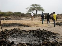 Violence in Jonglei State, South Sudan