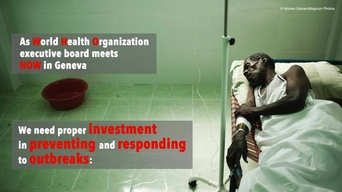 WEBCLIP: MSF Alert: Five epidemics to watch out for