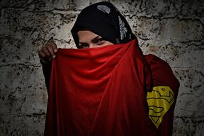 Wonderwomen (women of Gaza)
