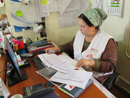 Paediatric Care in Tajikistan