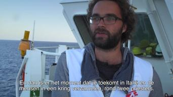 MSF staff testimony aboard the Argos after rescue at sea NL