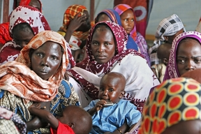 Fighting Malnutrition in Chad