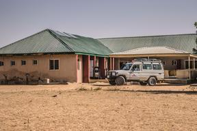 Jahun general hospital in Jigawa State.