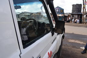 MSF ambulance attacked in Mathare, Nairobi