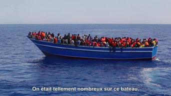 2015: MSF Search & Rescue in the central Mediterranean FR