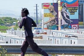 Khayelitsha Mural Project in South Africa
