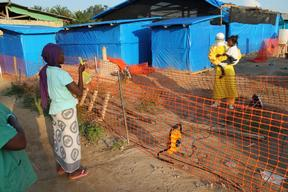 Ebola in Foya, Lofa county, northern Liberia