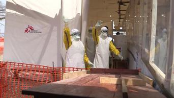 EBOLA – L'ART DE SURVIVRE
