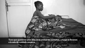1. Because tomorrow needs her. Video about births in Burundi.