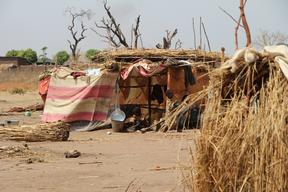 Refugees fleeing violence in CAR settled in Sido