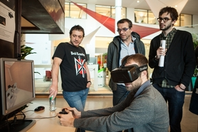 3D printing and virtual reality technology to assist Médecins Sans Frontières (MSF) to design hospitals
