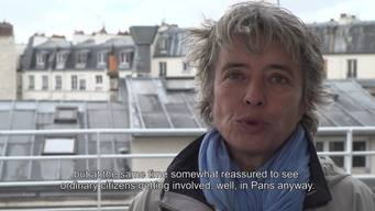 "Paris – ""Thank goodness ordinary citizens are getting involved"" (ENG)"