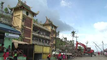 Philippines - Recovering from the typhoon