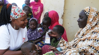 SMC and vaccination in the north of Mali