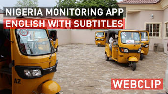 Borno State, Nigeria: Monitoring malnutrition on a mobile phone | Webclip | English with subtitles