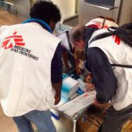 Earthquake in Nepal - MSF Response