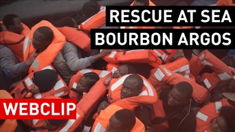 Bourbon Argos Search and Rescue Operations May 2016
