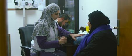 Irbid, Non-Communicable Diseases Project Arabic