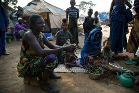 Cameroon - Central African refugees