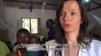 FRENCH Version - Working to Treat Malnourished Burundi Refugees in Tanzania