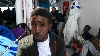 MSF SEARCH AND RESCUE _ TESTIMONY OSMAN ERITREA Eng International Version