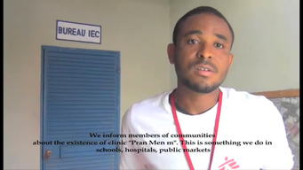 Web Clip SGBV Medical Emergency Haiti