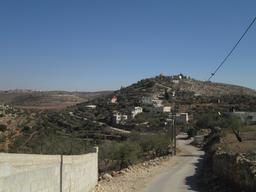 village of Jaloud; near Nablus