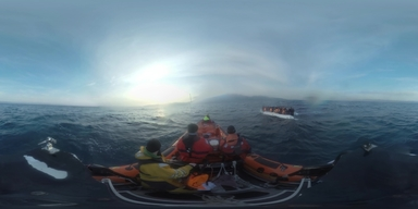 "360 Video: ""We had to leave,"" A Refugee Story from Greece"