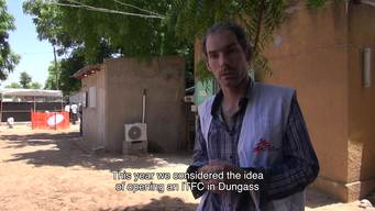 WEBCLIP NIGER - Dungass Nutritional Center - ENGLISH