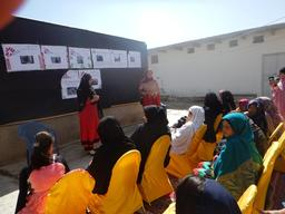 Open Day Maternal Health Project Chaman Pakistan