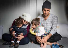 Caught in Europe's snare: Refugees languish in Lesbos