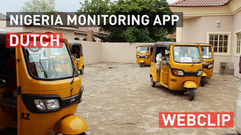 Borno State, Nigeria: Monitoring malnutrition on a mobile phone | Webclip | Dutch