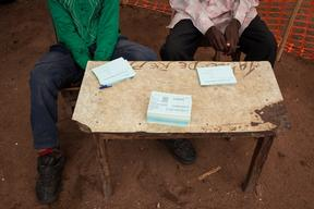 Vaccination Rougeole RDC, MSFf