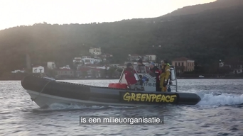 WEBCLIP | Lesbos: It is not a game NL