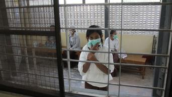 Myanmar - MSF project in Insein prison