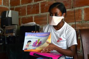 National Programme against TB in  Buenaventura