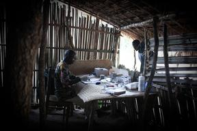 MSF providing health care to refugee and host population in northern Equateur province, DRC