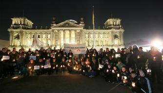 Kunduz 1 Month After Commemoration - Berlin