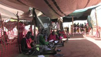 South Sudan - Yida: closely monitoring the situation