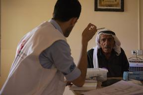Iraq - Mobile clinics for IDPs in Kirkuk town and surrounding