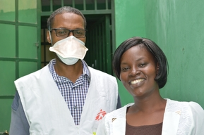 Cured, but the fight against TB isn't over!