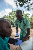 Ebola Survivor Health in Tonkolili, Sierra Leone, Oct 2015