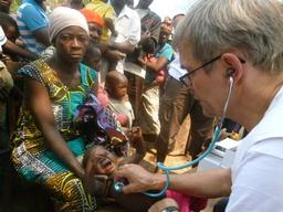 MSF response to measles epidemic in Katanga