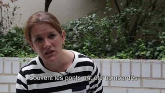 Natalie Roberts, emergency co', talks of access to healthcare in north Yemen 2 (FR)