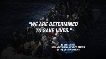 "WEBCLIP ""Save lives?"" - UN Summit on Refugees & Migrants (ENG)"