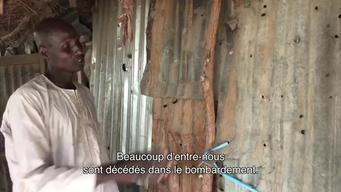 Webclip - Rann Bombing Anniversary - Testimony - FRENCH