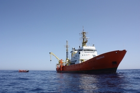 SOS MEDITERRANEE / MSF - Search and Rescue