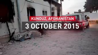 Kunduz 1 Year after: Social Media call to action | Webclip | English